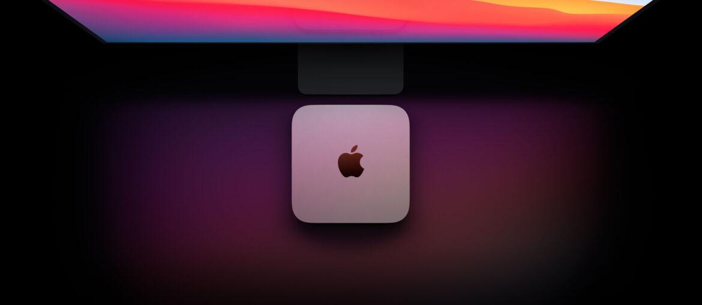 Apple начинает продажу восстановленных Mac Mini на M1