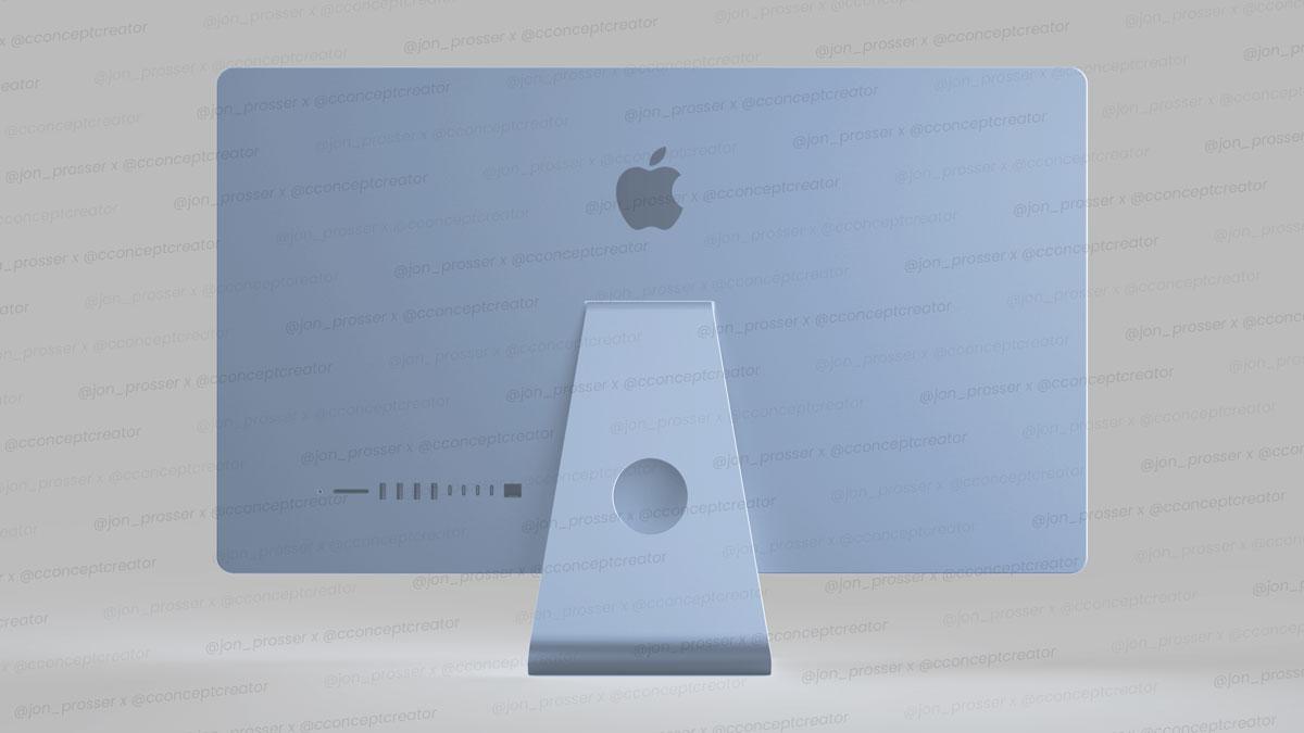 Новый iMac 2021 (M1) показали на фото