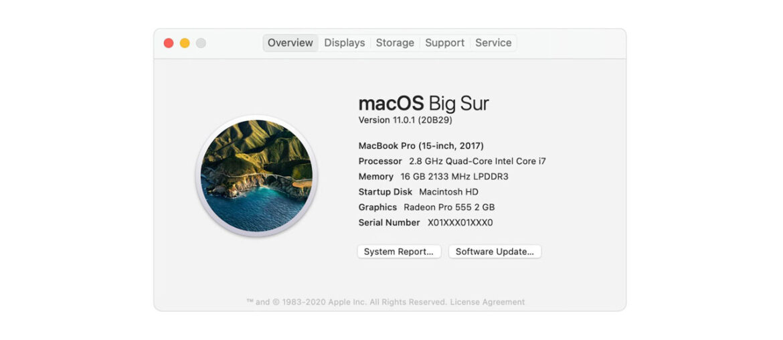 Apple перейдёт на рандомизированные серийные номера