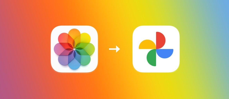 Новый инструмент Apple позволит перенести фото из iCloud в Google Фото