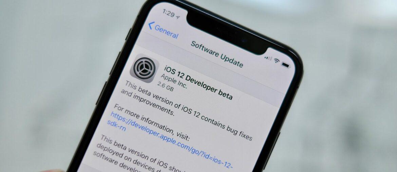 Делаем iOS 12 еще шустрее
