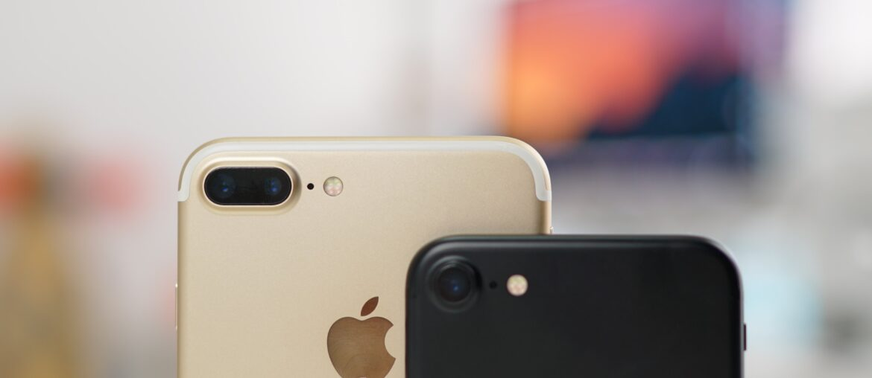 Сравниваем iPhone 7 и iPhone 7 Plus