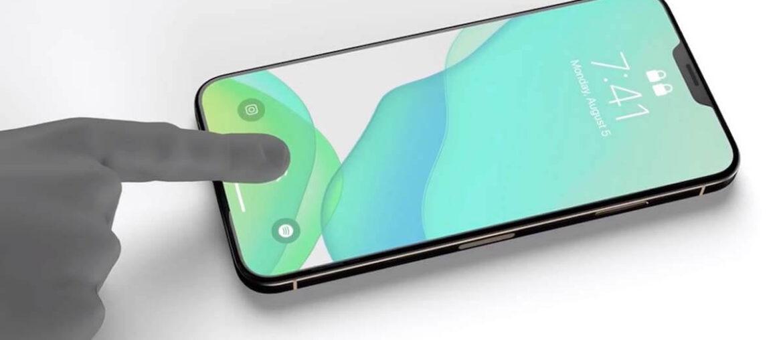 Мин-Чи Куо считает, что в iPhone 14 появится подэкранный сканер Touch ID