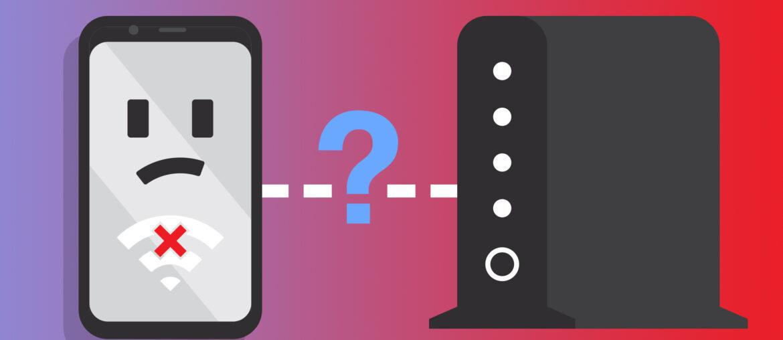 Что делать, если не получается подключить iPhone к Wi-Fi