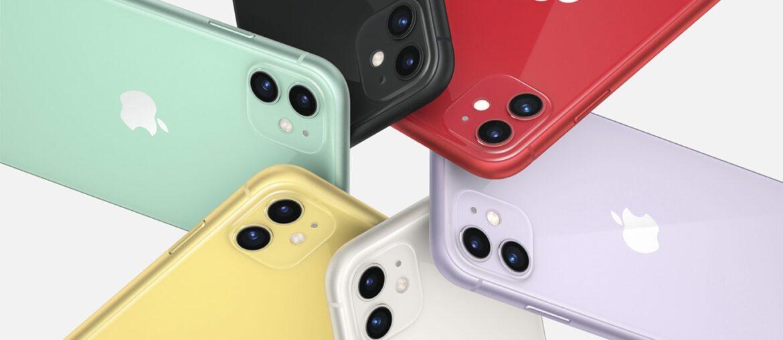 Официальные обои iPhone 11 и iPhone 11 Pro