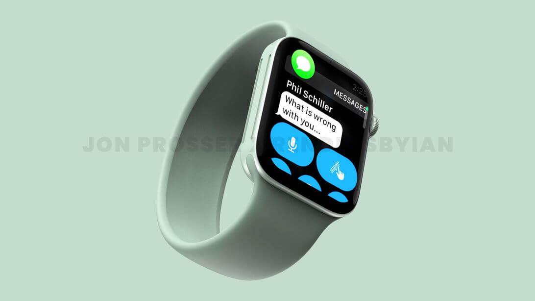 Apple Watch 7: Дата выхода, цена, слухи и новости Дисплей