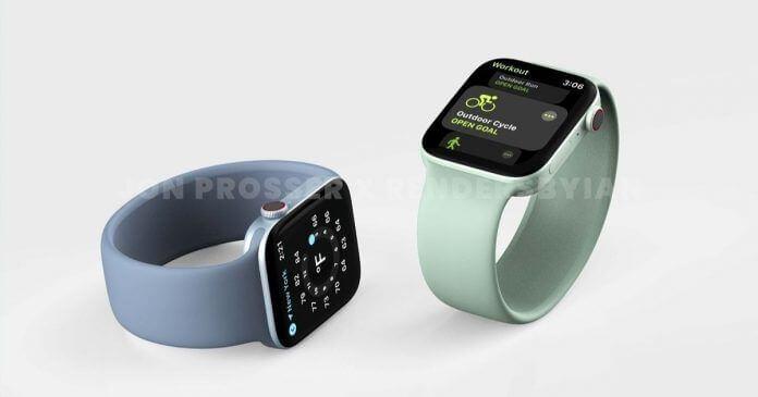 Apple Watch 7: Дата выхода, цена, слухи и новости Дизайн