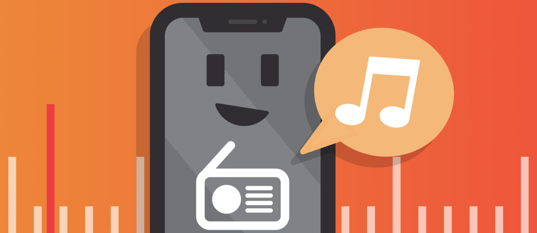 Включаем радио на iPhone/iPad
