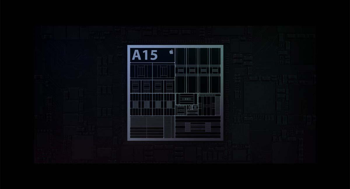 iPhone 13 процессор
