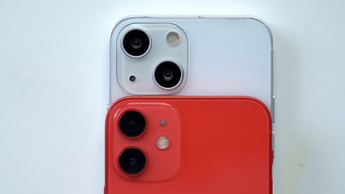 Как изменится дизайн iPhone 13