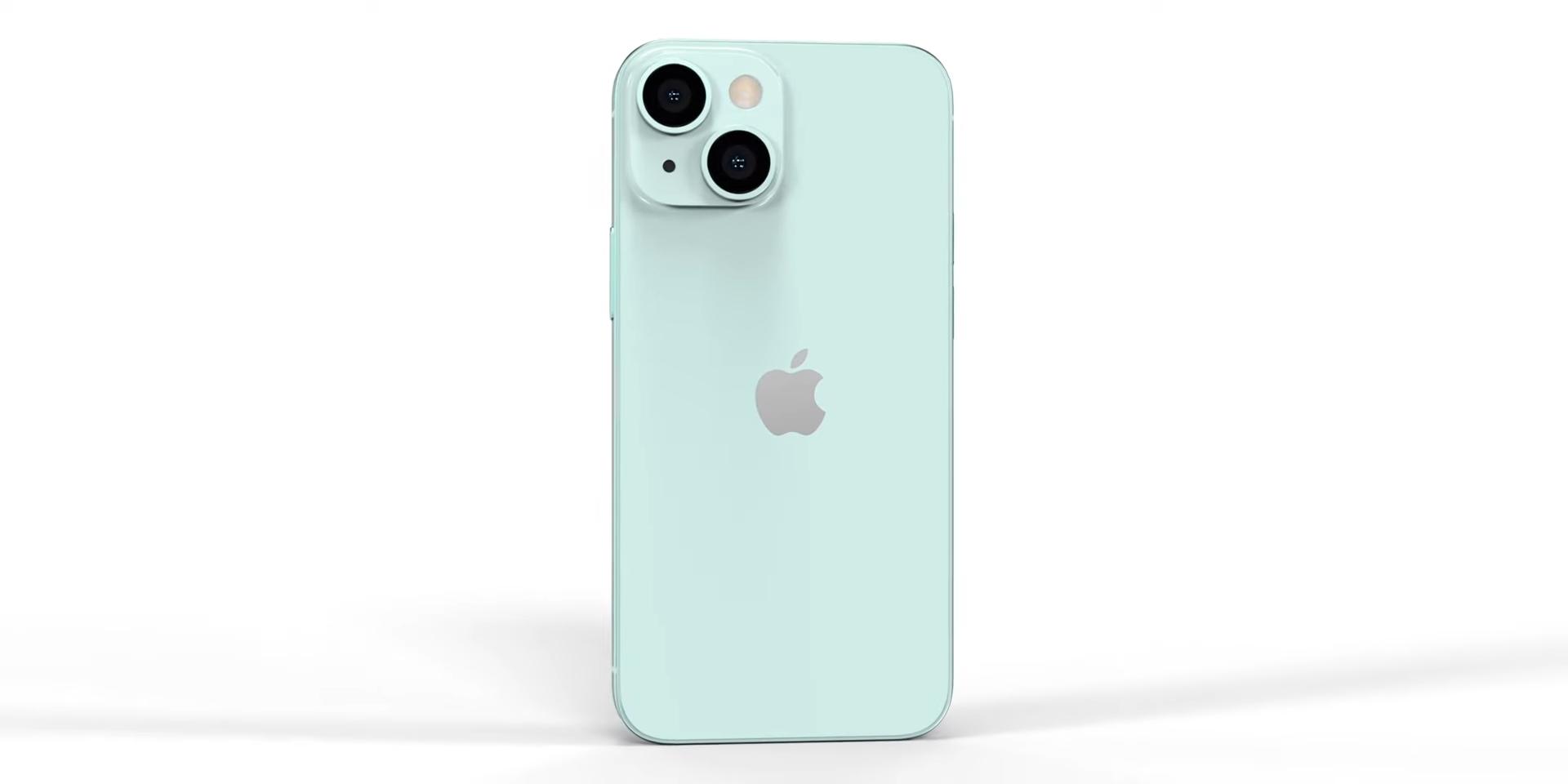 В iPhone 13 mini установят процессор A15 Bionic