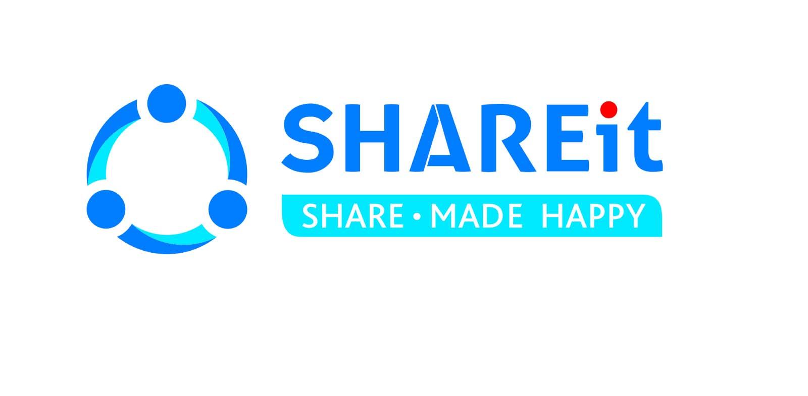 С помощью приложения SHAREit