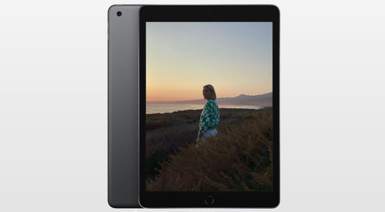 Apple обновила базовый iPad 9 поколения