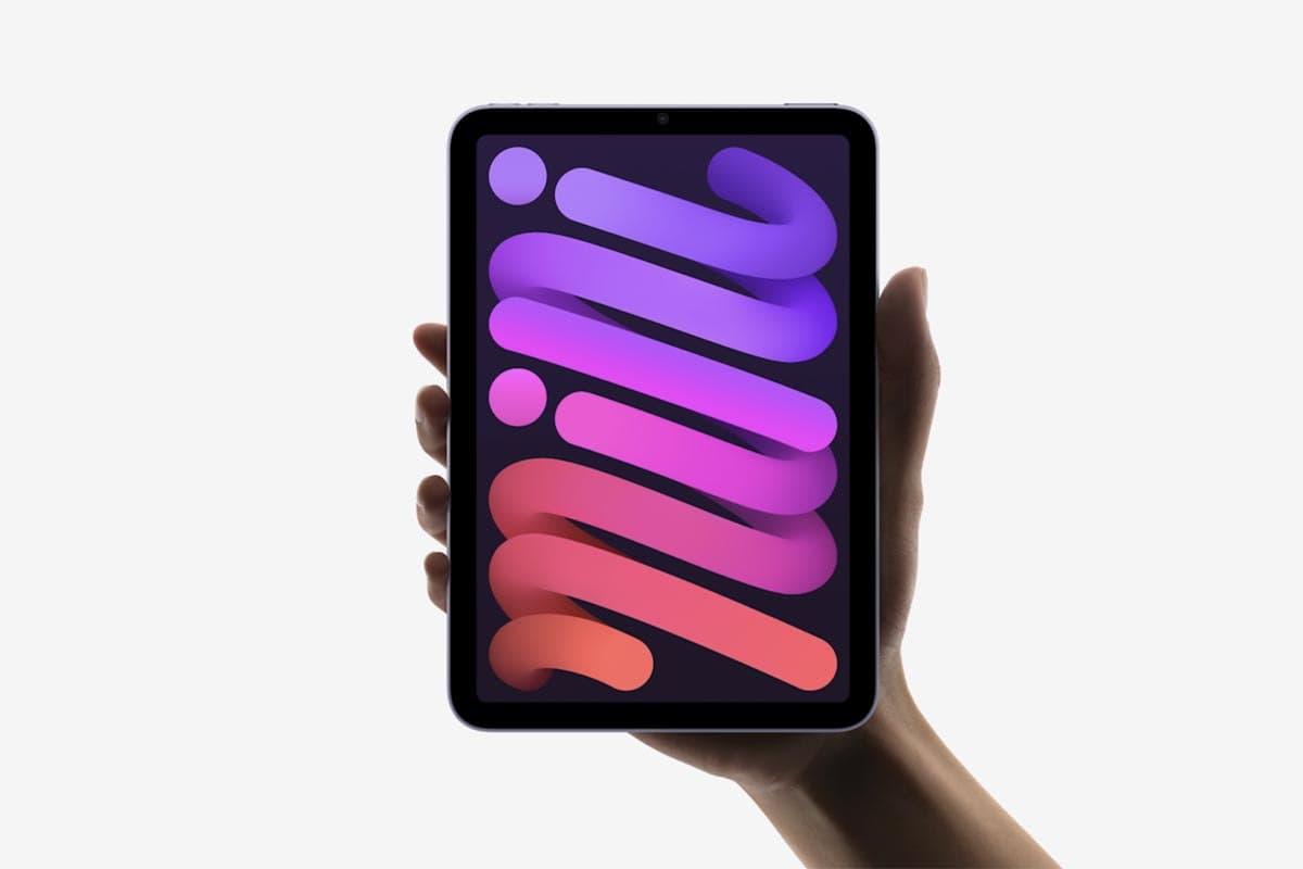 Apple показали iPad mini 6 (2021)