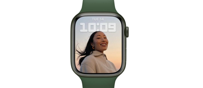 Новые смарт-часы Apple Watch 7 засветились на сайте Apple