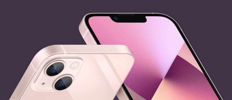 Вышел новый iPhone 13 с обновленной камерой и ProMotion